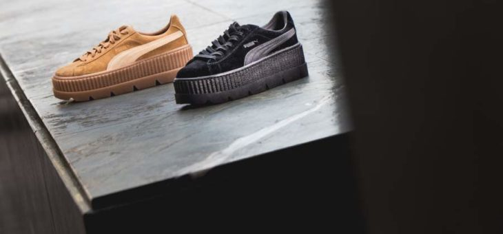 Rihanna x Puma Cleated Creeper Release Links