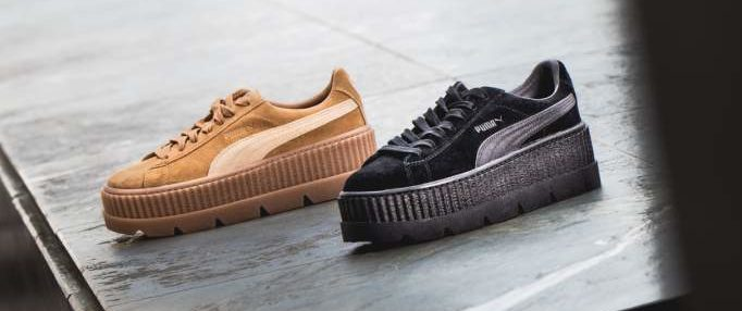 Rihanna x Puma Cleated Creeper Release Links - Cop These Kicks 2270d2dd366