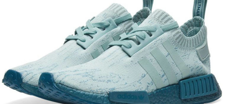 "50% off adidas NMD R1 ""Sea Crystal"""