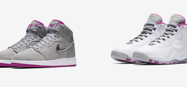 Jordan WNBA Maya Moore Pack Release