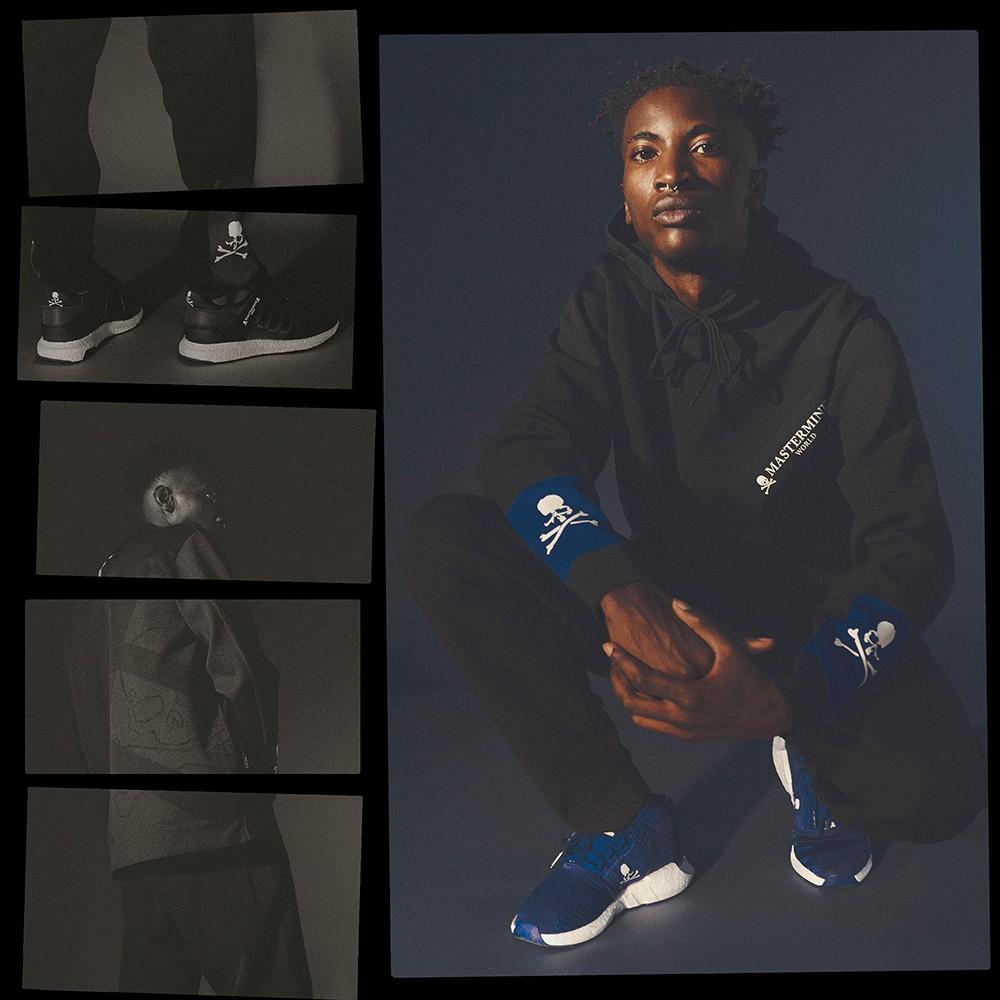 adidas originals x mastermind world mmw track top jacket