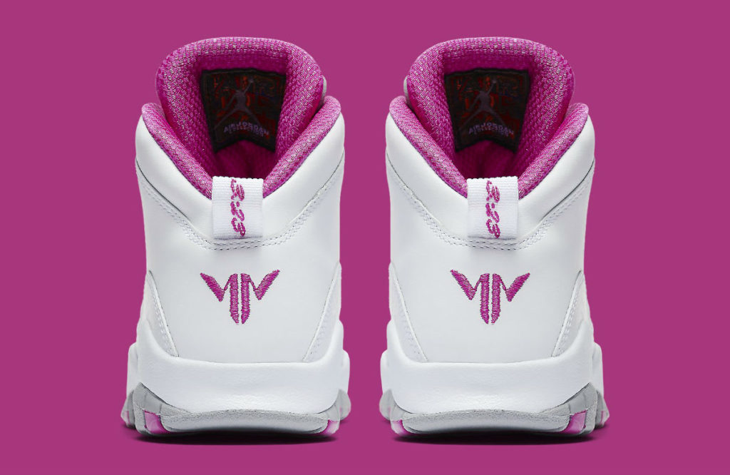 ... Air Jordan Retro 10 X Maya Moore AA2900-159 White Pink  retail prices  42e0f b38f1 Jordan is set to release a pair of PE retros for Minnesota ... 338760a964