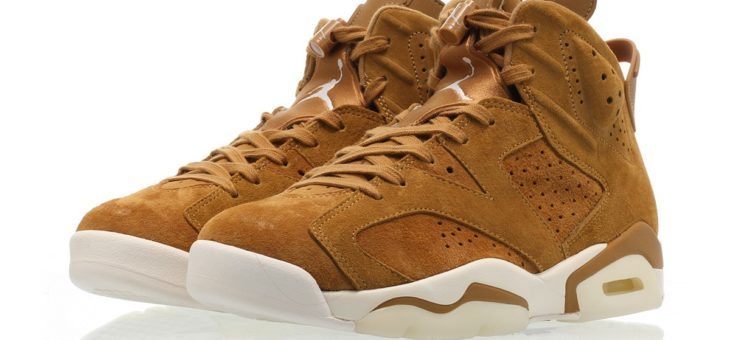 "Get the Jordan Retro 6 ""Wheat"" for only $135 (retail $190)"