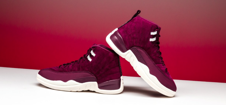 Jordan Retro 12 Bordeaux EARLY DROP