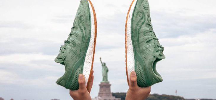 Saucony NYC Freedom ISO Statue Of Liberty Pre-Order