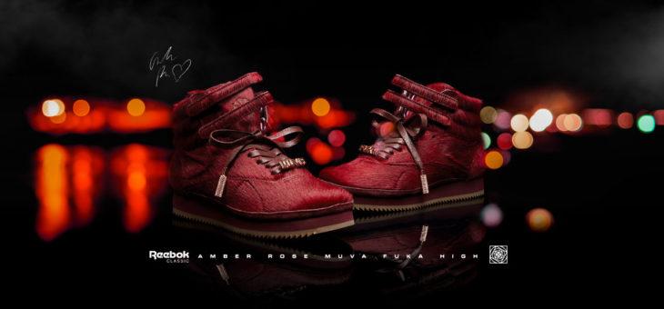 "Amber Rose x Reebok ""Muva Fuka"" Release Links"