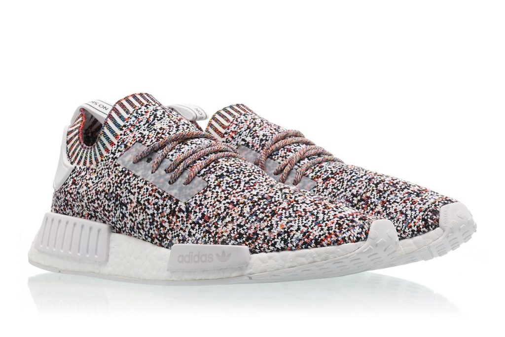 FINAL PAIRS 33% off adidas NMD Multicolor Static Cop