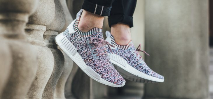 "adidas NMD R1 Multicolor ""Static"" Under Retail #RESTOCK"