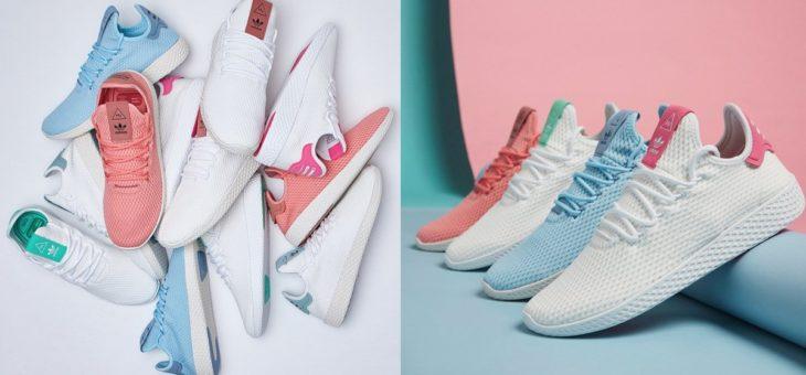 a382f5b44 40% off Pharrell Williams x adidas Tennis HU + FREE SHIPPING