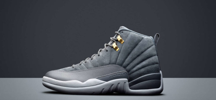 Jordan 12 Retro Dark Grey 11/18 Release Links