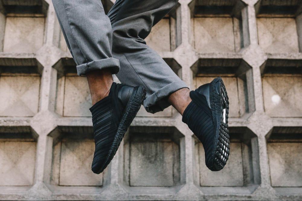 2587220f3c03 Adidas Nemeziz Tango 17+ Ultra Boost Triple Black for $202 with coupon  OCT10FF