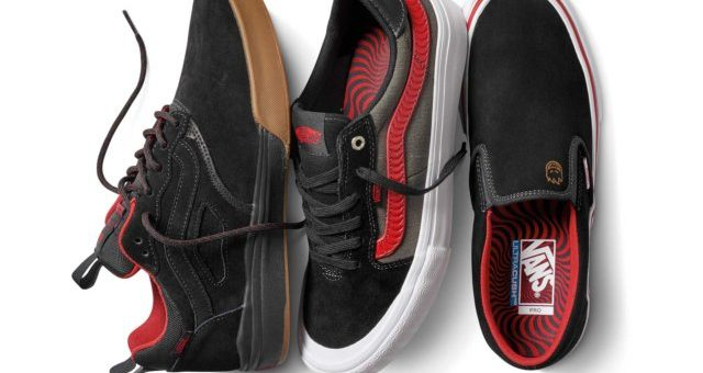 Spitfire x Vans Holiday Pack Links