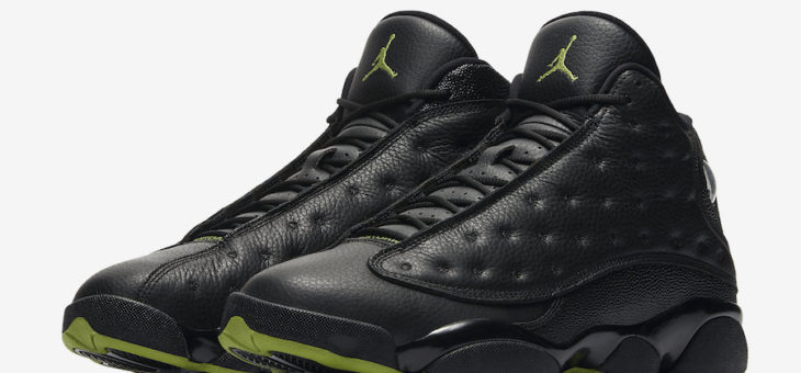 "40% off the Jordan Retro 13 ""Altitude"""