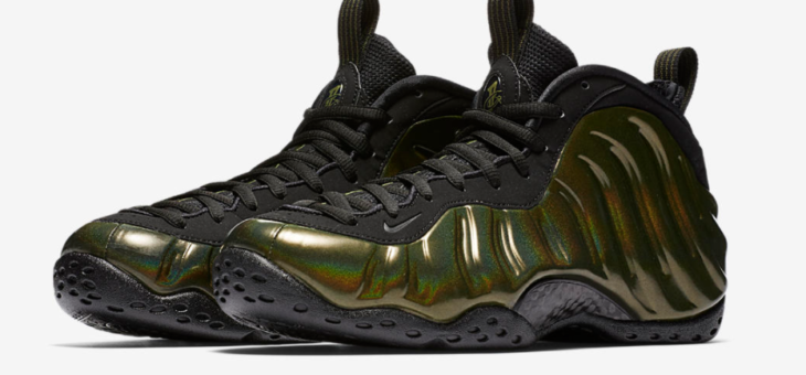 Nike Air Foamposite One Legion Green Release Links