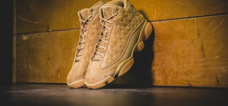 November 21st Jordan Retro Wheat Release