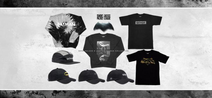 Shoe Palace x Justice League Collection Release