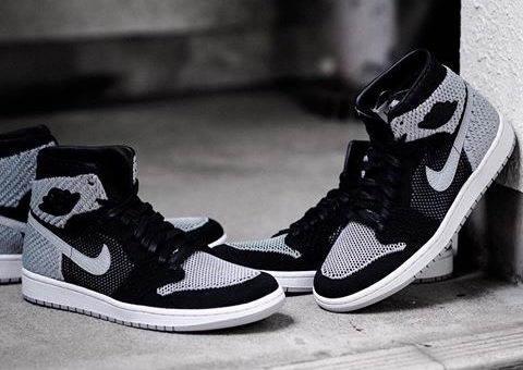 Jordan Retro 1 Flyknit Shadow Release Links