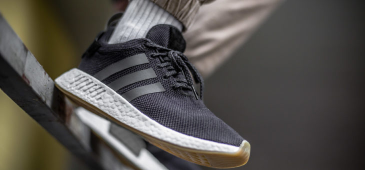 Get the adidas NMD_R2 Black Gum for just $81