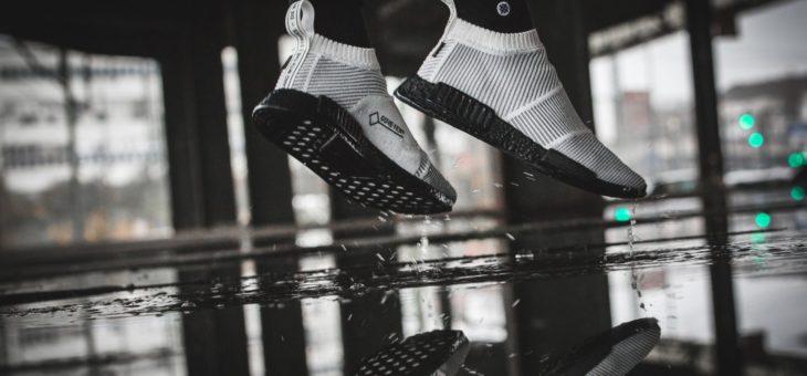"Adidas NMD CS1 Goretex ""Black Boost"" Primeknit on sale for $138 w/Free Shipping"