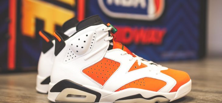 "Jordan Retro 6 ""Like Mike"" on sale for $152"