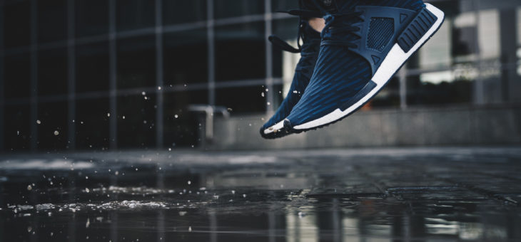 Multiple colorways of the NMD_XR1 on sale for only $98