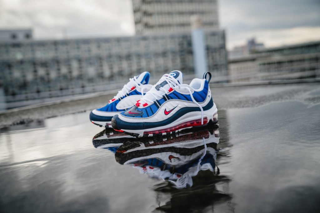 Nike Air Max 98 Og Gundam Release Links Cop These Kicks