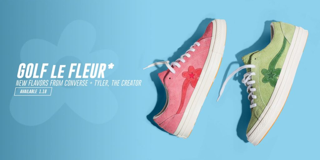 Converse X Tyler The Creator Golf Le Fleur Release Links Cop These