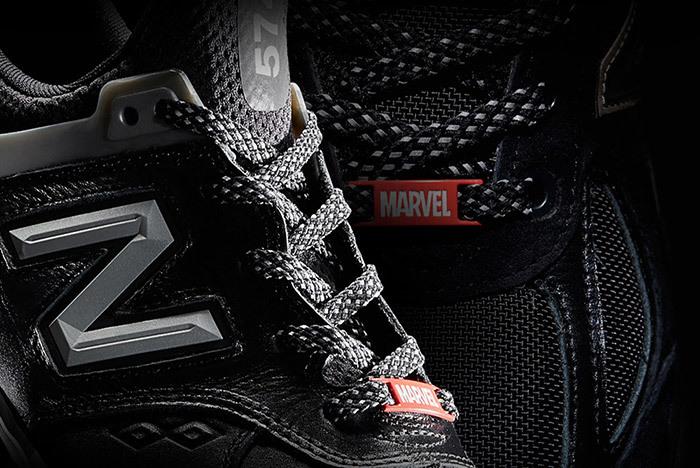 premium selection f5d33 2029a New Balance x Marvel