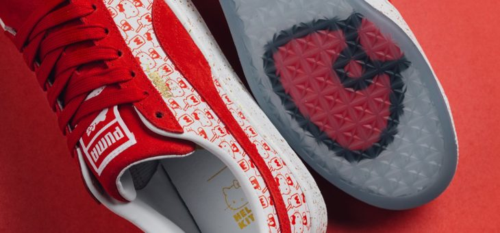 Puma x Hello Kitty Collection Release Links