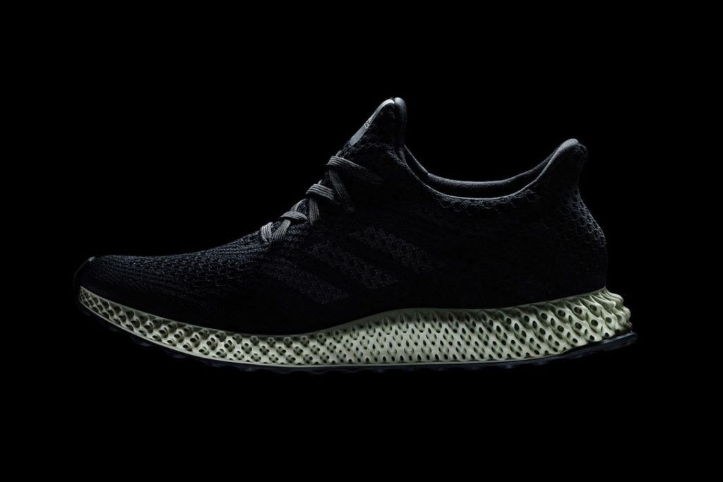 "separation shoes d3e5c 4f2d7 Adidas is relaunching the mega-hyped Futurecraft 4D in the ""Ash Green""  colorway. The adidas app will take reservations until February 7th and will  be ..."