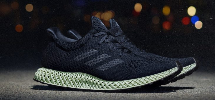 "adidas Futurecraft 4D ""Ash Green"" Rerelease"