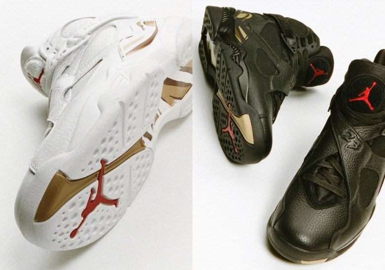2de84d83a96a15 The Retro 8 OVO will be available exclusively from Nike and will release on  Friday February 16th.