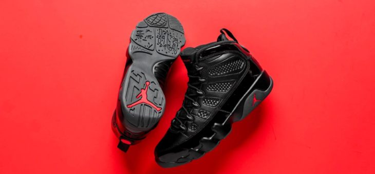 "Jordan Retro 9 ""Bred"" Release Links"