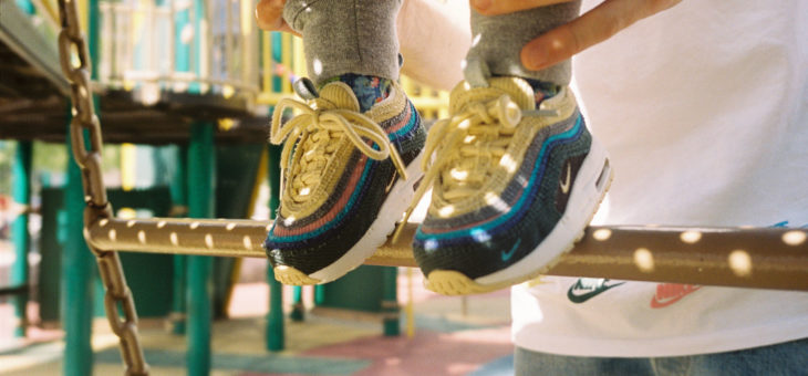 Sean Wotherspoon x Nike Air Max 1/97 SW Toddler Release