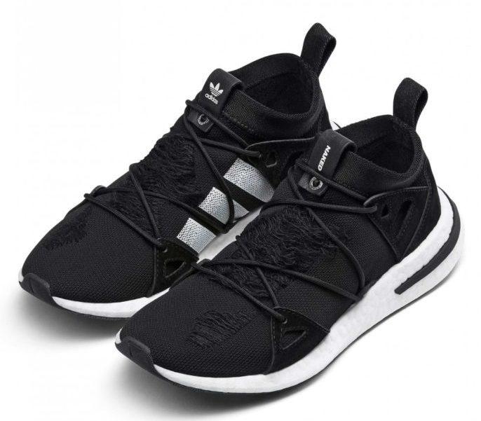 buy online dafb0 eb048 Naked x Adidas Consortium Arkyn (AC7669)
