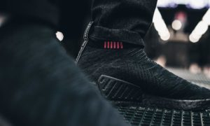 bc81e81b7f6 Adidas is also dropping a pink CS2 for women… for some reason. Adidas  NMD CS2 PK Triple Black (CQ2373)