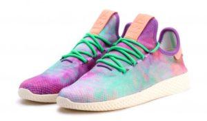 db8c9a514 Pharrell Williams x Adidas Tennis Hu   Stan Smith Holi