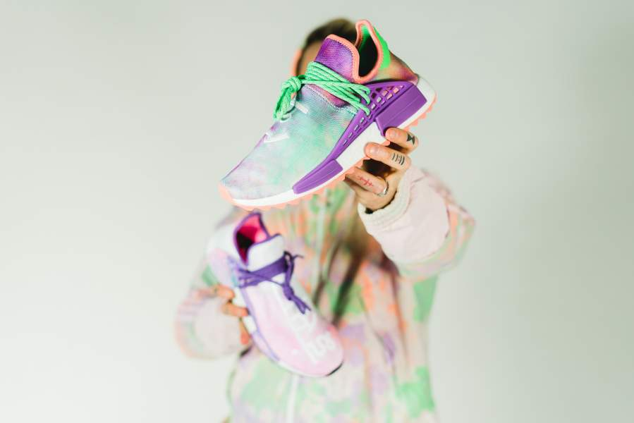 2e3117a108c75 Pharrell Williams x Adidas NMD Hu Holi