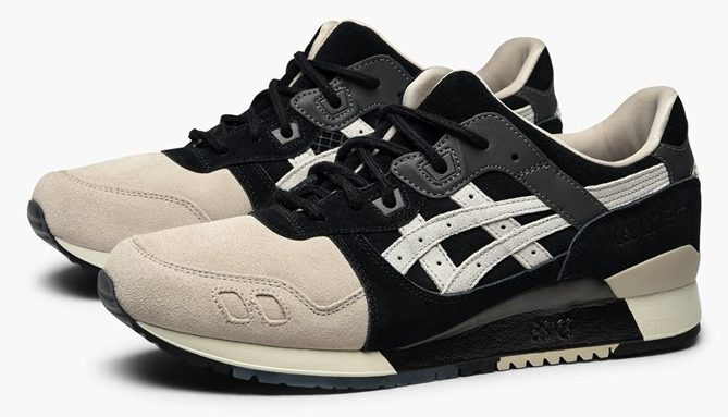 the best attitude cb814 50ddc asics-gel-lyte-iii-x-kickslab-h8m4k-9002-black-grey-white ...