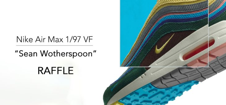 "Air Max 1/97 VF ""Wotherspoon"" Raffles"
