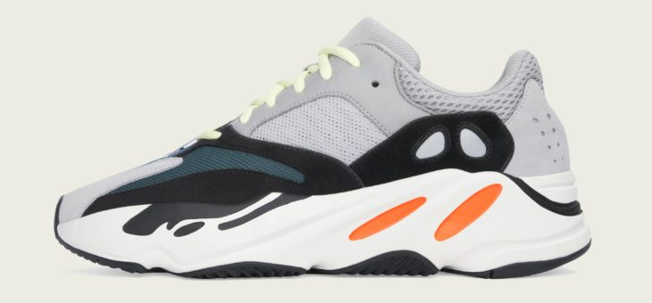 "Yeezy Boost 700 ""Wave Runner"" Restock"
