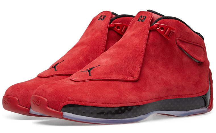 buy popular fbb05 15a76 Air Jordan 18 Retro Toro (AA2494-601)