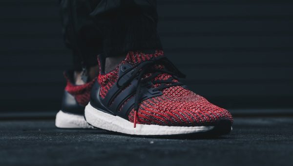 """6b46dc0dc9184 Grab the Adidas UltraBOOST 4.0 """"Noble Red"""" for only  144 w Free Shipping"""