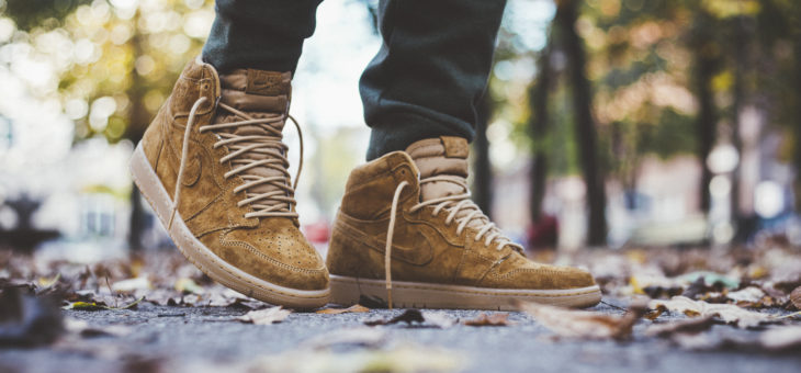 "Jordan Retro 1 OG ""Wheat"" on sale for $79.99"