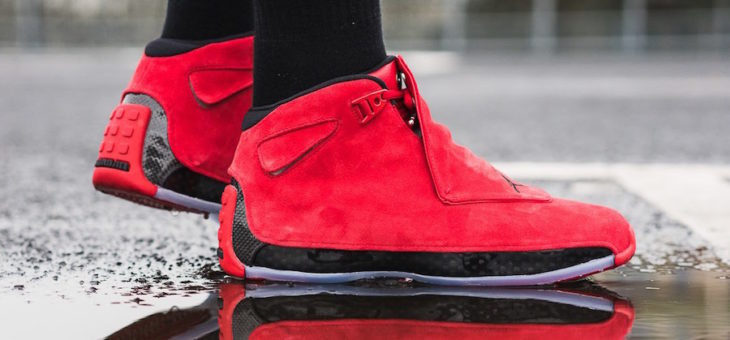 "Jordan Retro 18 ""Toro"" Release Links"