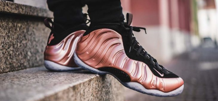 "Nike Air Foamposite One ""Elemental Rose"" Release Links"