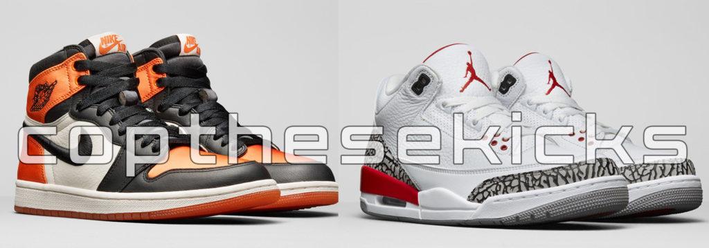 huge selection of 7ceb9 97dee May 5th Jordan Release Links - Cop These Kicks