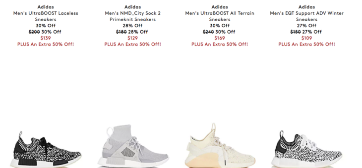TODAY ONLY – UB for $65 NMD for $60 INIKI for $40