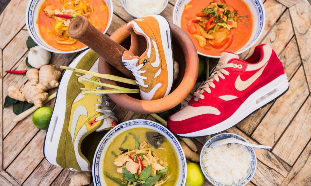 Nike Air Max 1 Premium Retro Green Curry 908366 300