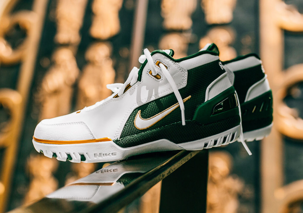 quality design 59764 dd8ec Nike Zoom Generation LeBron St. Vincent - St. Mary - Cop These Kicks
